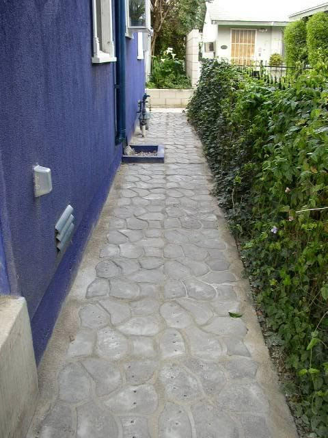 Pin by sarah corkins on for the casa exterior pinterest for Walk maker ideas