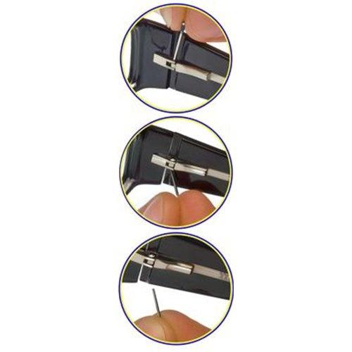 Eyeglass Frame Repair Screws : SnapIt Screws Guide Point Eyeglass Repair Kit