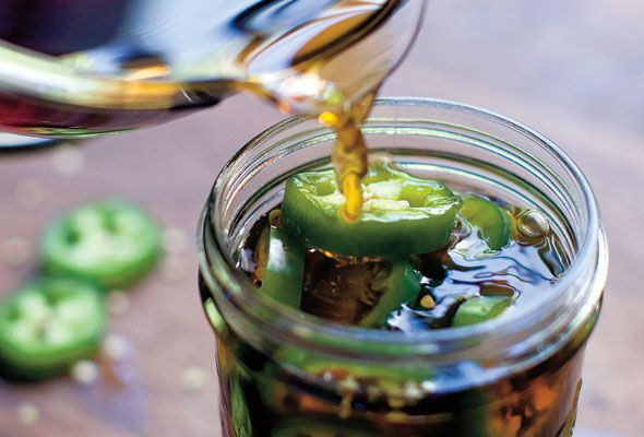 Pickled Jalapeno Peppers | Recipe