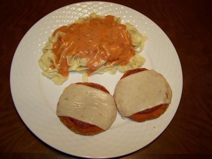 Chicken Parm With Fresh Tomato Sauce Recipes — Dishmaps