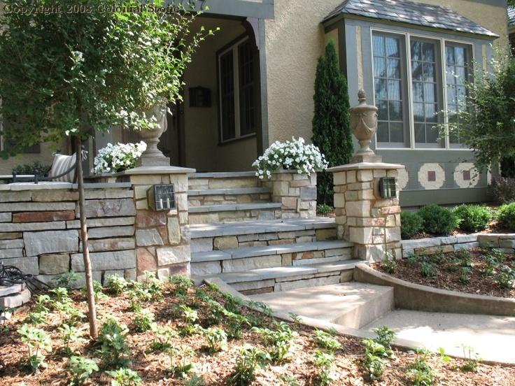 bluestone steps with fond du lac weathered edge chilton buckskin