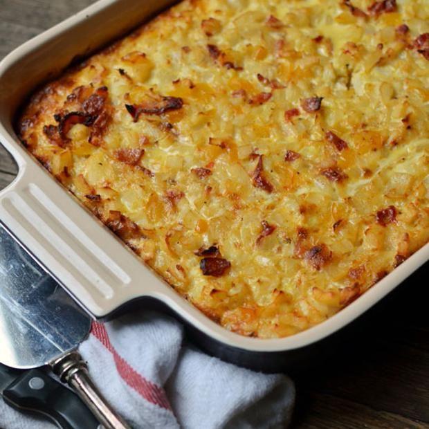 ... bacon as you like it breakfast casserole zucchini breakfast casserole