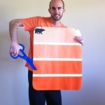 paint chip costume