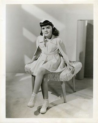 DARLA HOOD Vintage OUR GANG Little Rascals child actressThe Little Rascals Darla Hood