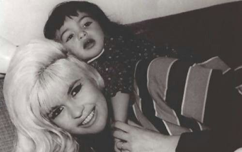 jayne mansfield and daughter mariska old hollywood