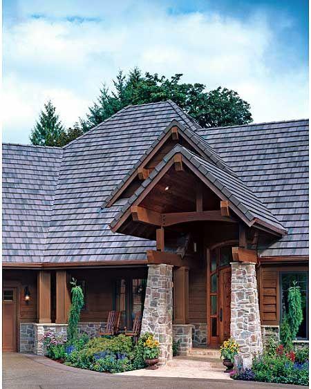 Award winning home plan for Award winning craftsman home designs