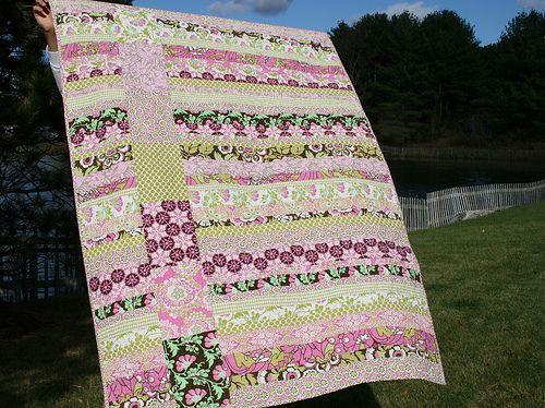 Black Raspberry Sorbet Quilt | Flickr - Photo Sharing!