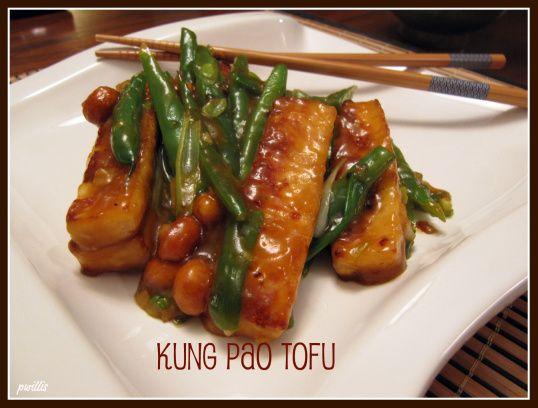 Tofu Tuesdays: Kung Pao Tofu | recipes | Pinterest