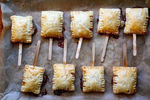 Bite-sized Baked Brie | Dinner and Dessert | Pinterest