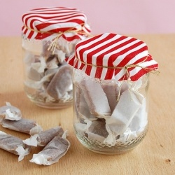Gingerbread Caramels | Christmas Kitchen | Pinterest