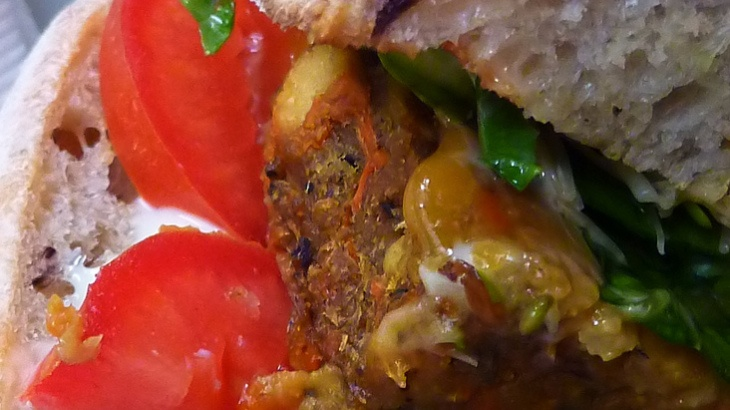 Veggie Burger | Food | Pinterest