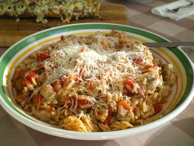 chicken and orzo | Recipes to Try - Main Dishes - Pasta and Risotto ...