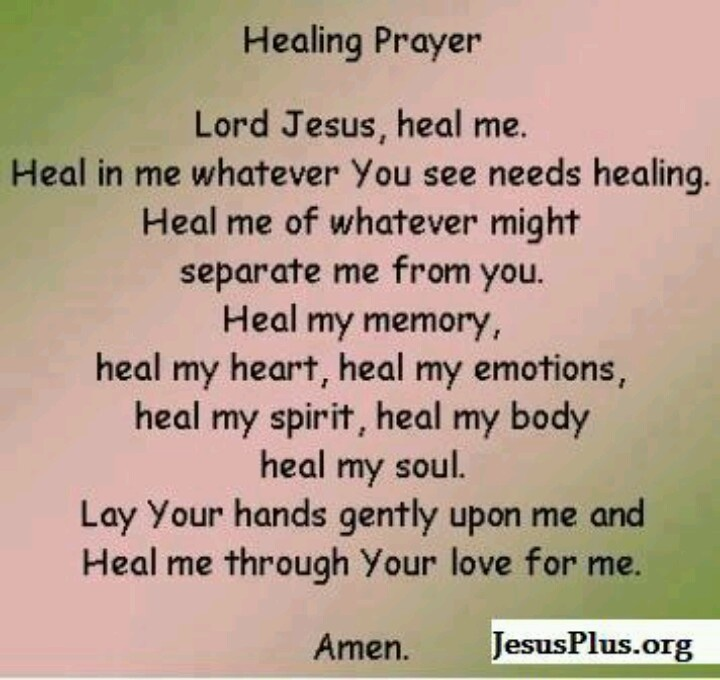inspirational quotes about healing with prayer quotesgram