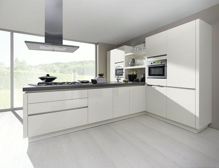 Bruynzeel Keuken Hoogglans Wit : Optima Lima magnolia hoogglans keuken Pinterest