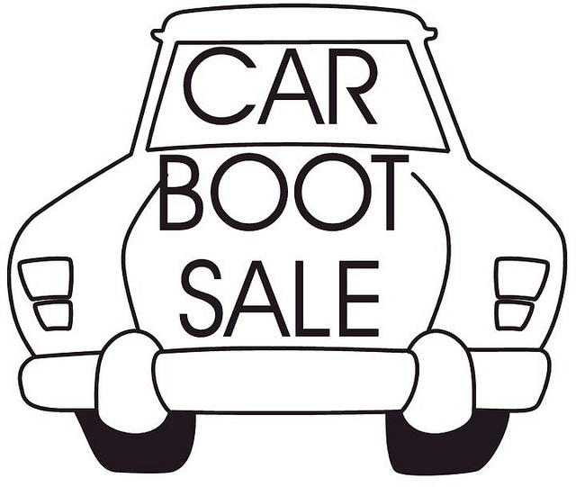 Car boot sale madley hereford