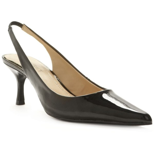 Ellen Tracy Shoes, Emma Slingback Pumps
