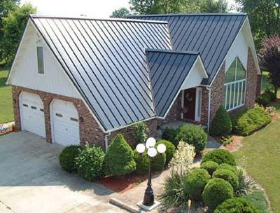Best Metal Roof Red Brick 400 x 300
