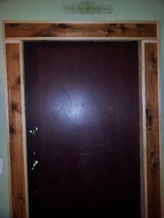 Door Frame Door And Frame Cost