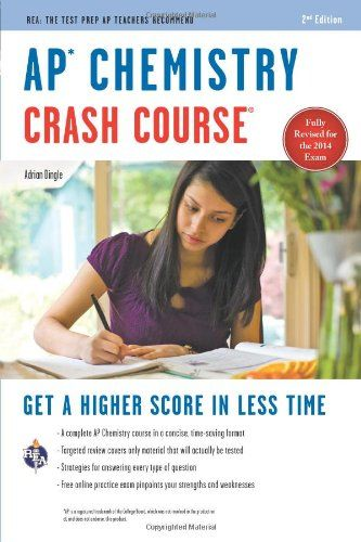 AP Chemistry All Access Book + Online + Mobile ISBN 9780738611532 PDF ...