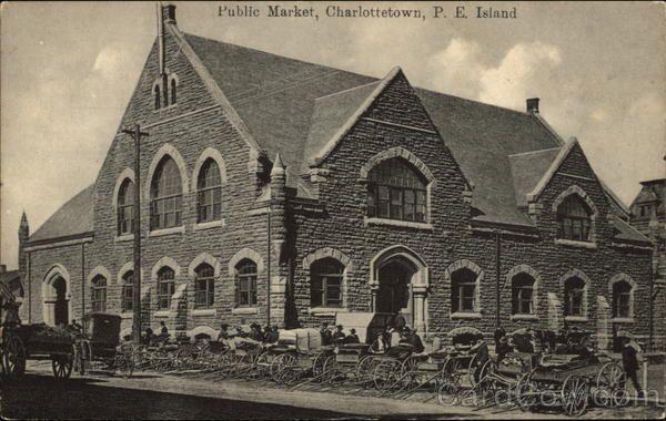 Public Market - Charlottetown, PEI