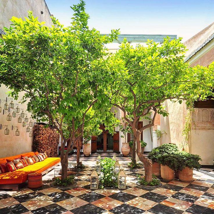 Marrakech s riad el fenn