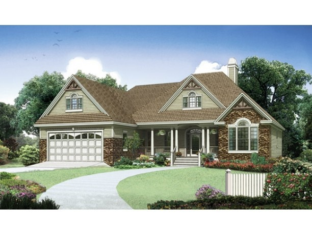Ranch house plans dhsw075787 beautiful homes pinterest for Beautiful ranch houses