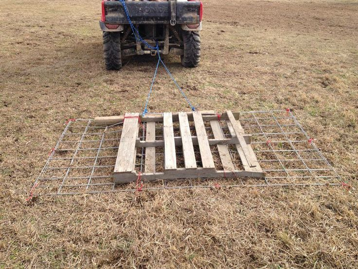 Home Made Drag : Homemade pasture drag pictures to pin on pinterest daddy