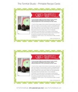 printable smores recipe label | just b.CAUSE