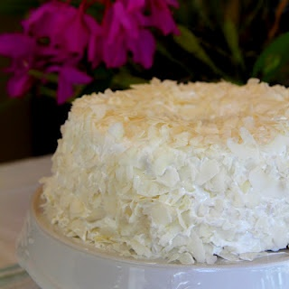Martha Stewart's Coconut Cloud Cake | Let Them Eat Cake | Pinterest