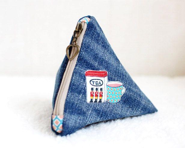 Сшить кошелек своими руками из джинс 243