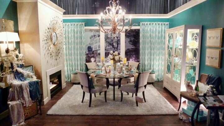 Dinner at Tiffany39;s  Home: furniture and decor  Pinterest