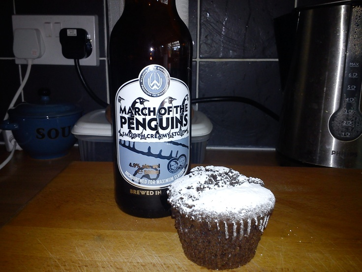 Chocolate Stout  from  Vegan Cupcakes Take Over The World