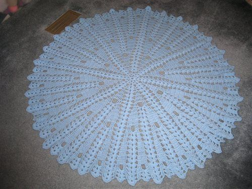 Circular Crochet Patterns For Baby Blankets Traitoro For