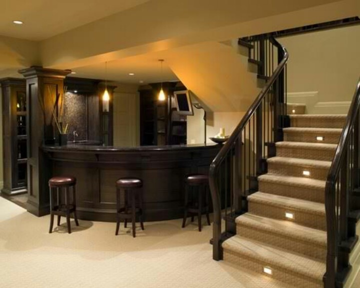 great basement bar little nooks special rooms pinterest