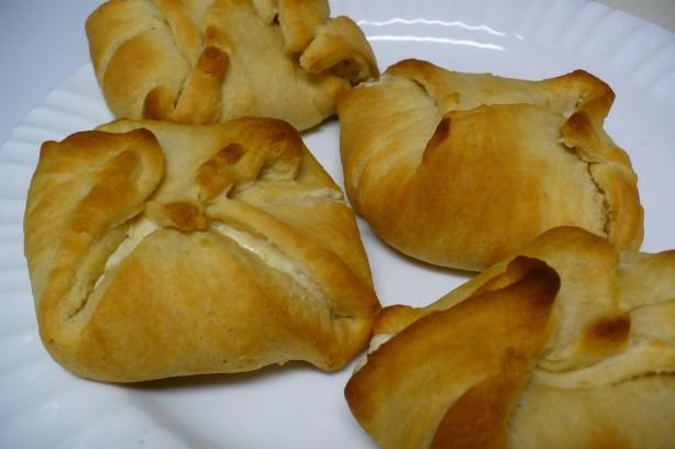 Savory Crescent Chicken Pockets from Food.com: This dish is so simple ...