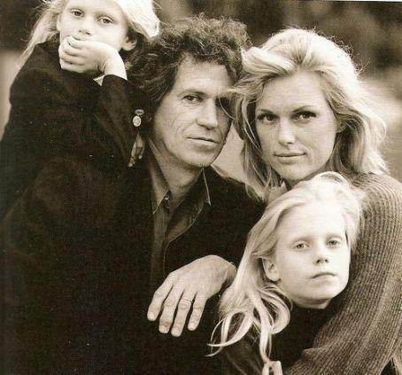 Keith Richards family | Christine's BIP's (boards in ... Keith Richards Family