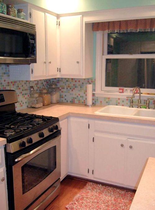 Wood Countertop On Kitchen Island C Craft Art Glass Kitchen Counters