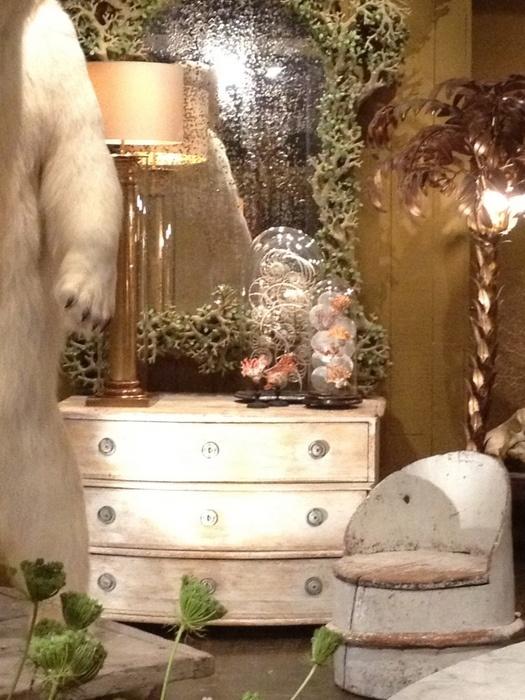 The beautiful shop of Stephane Olivier-Paris  xo--FleaingFrance