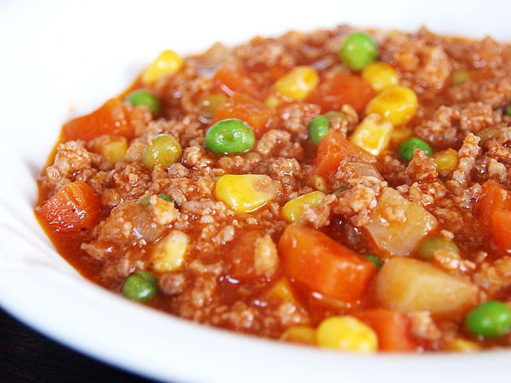 Picadillo | asian foods | Pinterest