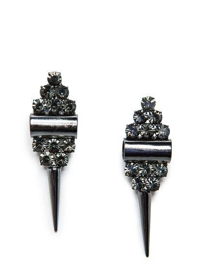 Pendientes cristales pincho   accessorize   Pinterest