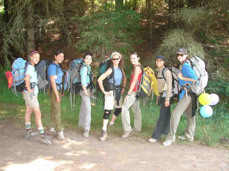 Women's Weekend in Pinnacles May 4-6. Only four spots left!