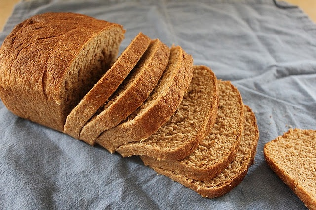 Oatmeal Honey Wheat Bread | Breads | Pinterest