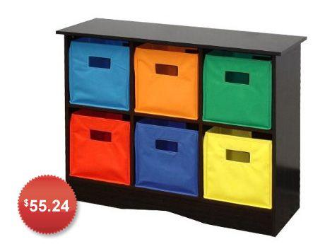Toy Storage Solutions Under 100