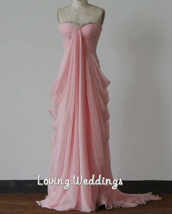 Pink Informal Wedding Dresses : Dresses for pink prom short cocktail