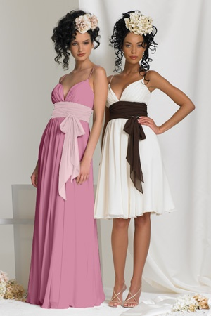 Style 365-366: Bridesmaids, Prom, Special Occasion & Evening: Bari Jay