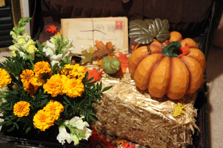 Fall Decor Home is Where My Junk Is Pinterest