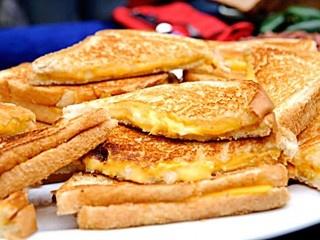 Best Grilled Cheese Sandwich | Food | Pinterest
