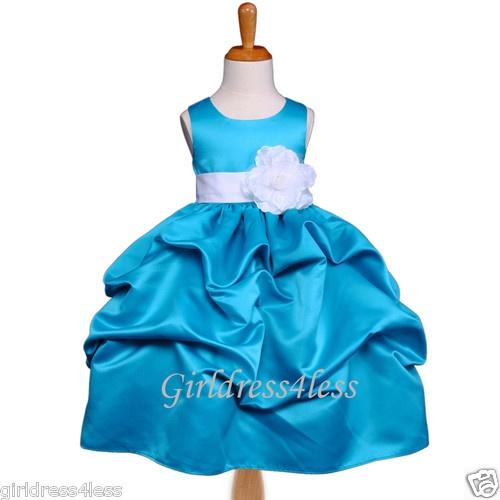 Flower Girl Dresses $25 18