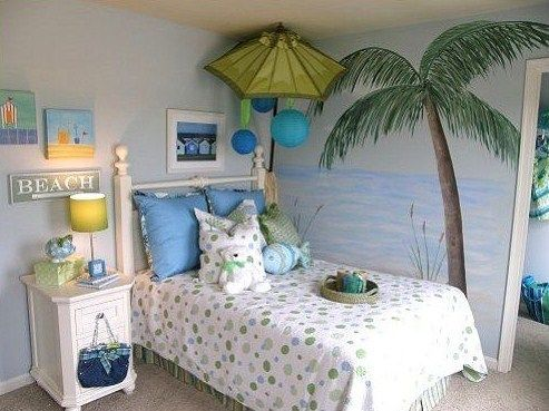 surfer girl bedroom homebuilding and decorating ideas pinterest