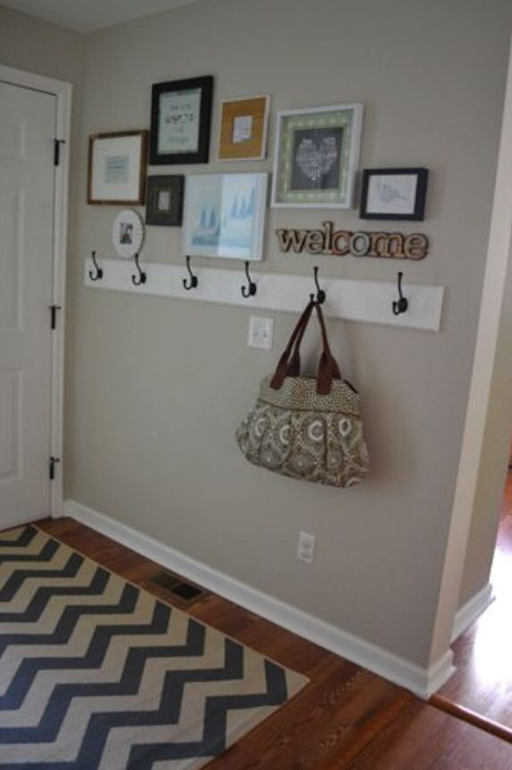 Entryway Idea Ideas For The Home Pinterest